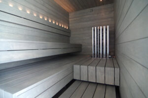 Gray-modern-sauna