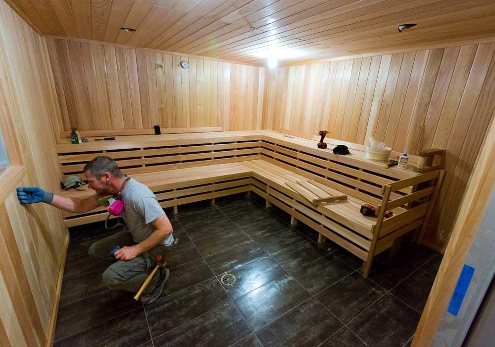 Sauna-Construction-Installation