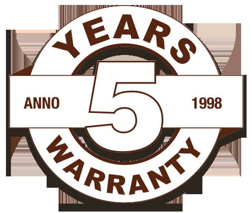 5a-years-warranty